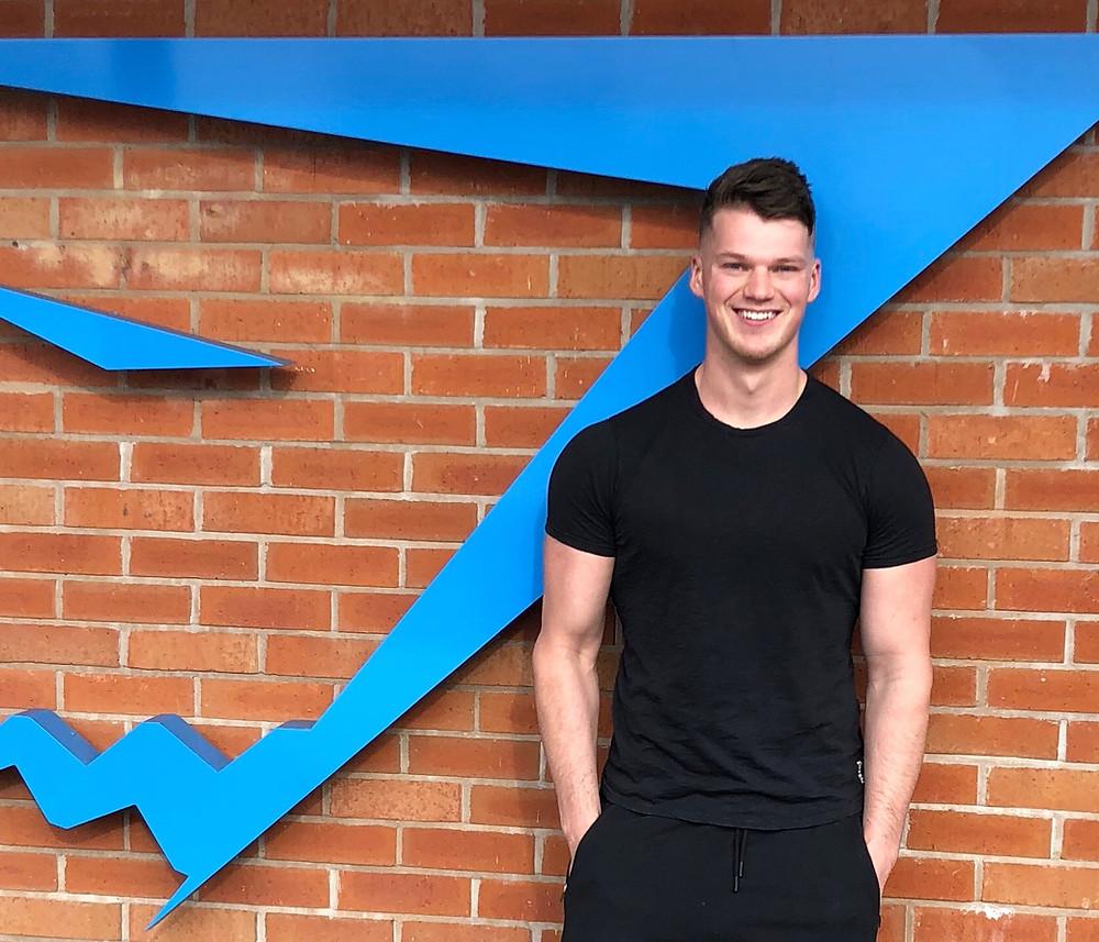 Ben Francis, founder of Gymshark