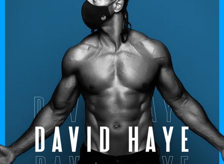 Hayemaker Hygiene: David Haye Launches The Black Mask Company