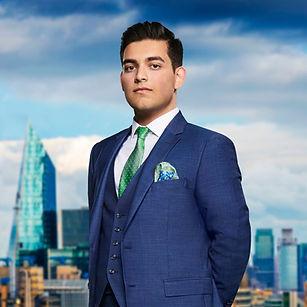 Dean Ahmad - The Apprentice 2019 Candida