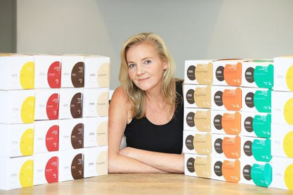 If Only They Knew Erin Moroney, founder of Nibble