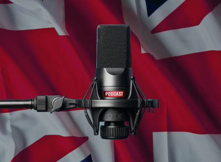 Top 5 Podcasts for Young Entrepreneurs in the UK