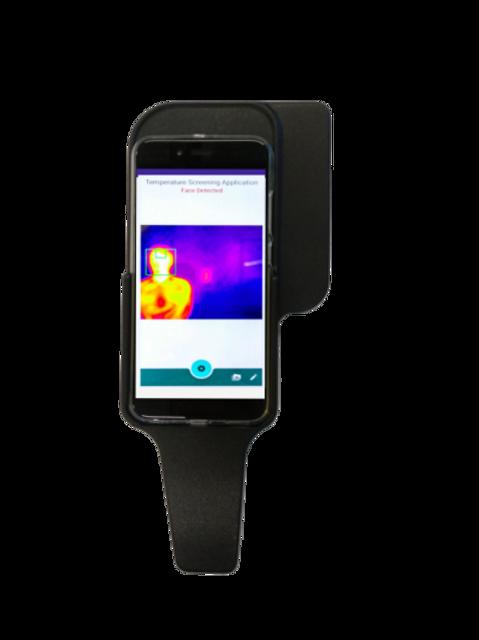 AI-Powered Temperature Screening