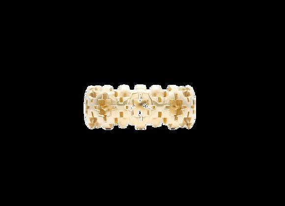 Objet Gold Ring