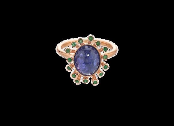 Lotus Pip Ring