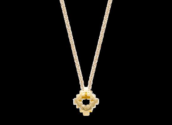 Objet Gold Necklace