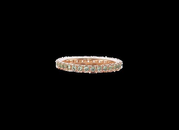 Mint Sapphire Ring