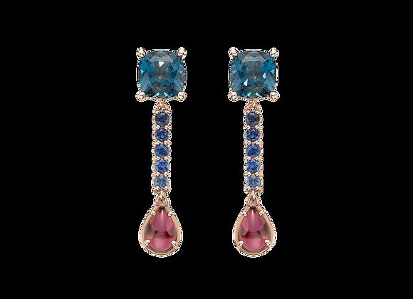 London Blue Earring