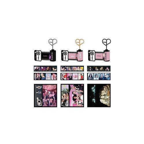 BLACKPINK - [THE SHOW] Film photo + set de photocards (version H.Y.L.T)