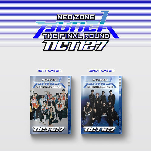 NCT 127 - NEO ZONE : THE FINAL ROUND Vol.2 REPACKAGE