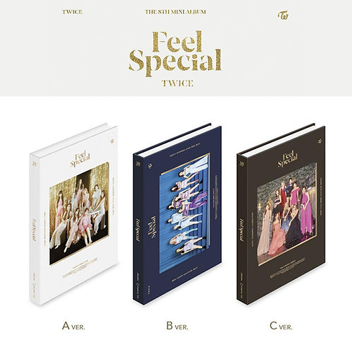 TWICE - Feel Special - Mini Album Vol.8