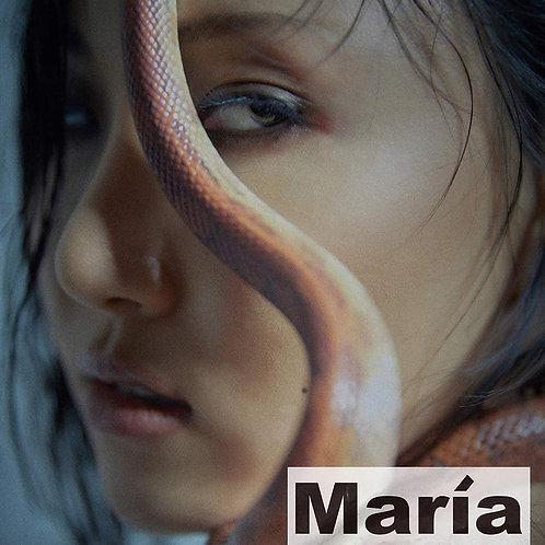 Hwa Sa (MAMAMOO) - María - Mini Album Vol.1
