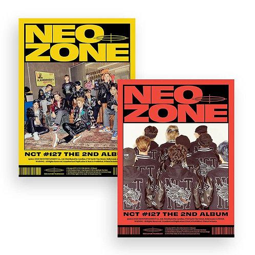 NCT 127 - NCT Zone 127 Neo Zone - Album Vol.2