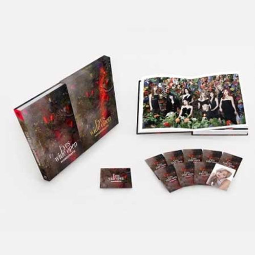 TWICE - MONOGRAPH (Eyes Wide Open) - Photobook