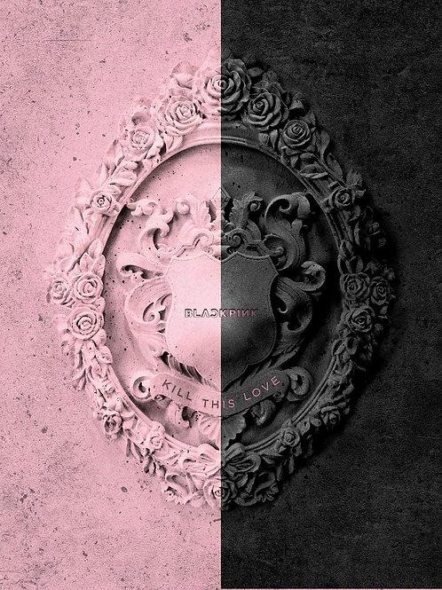 BLACKPINK - Kill This Love - 2nd Mini Album