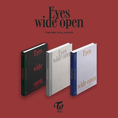TWICE - Eyes Wide Open - Album Vol.2