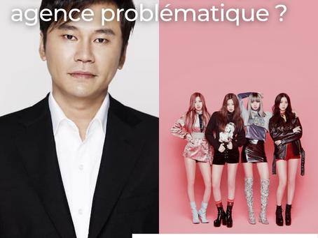 YG Entertainment : Une agence problématique ?