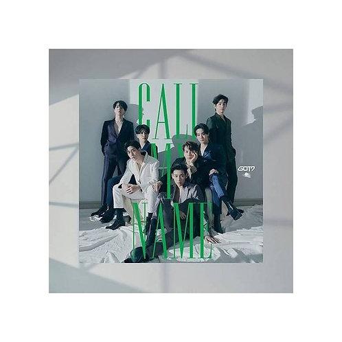 GOT7 - Call My Name - Mini Album