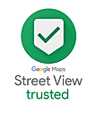logo Street view trusted google maps
