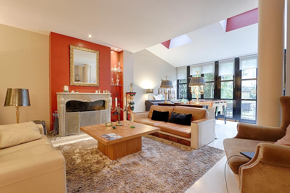 Reportage photo immobilier de luxe Tours centre