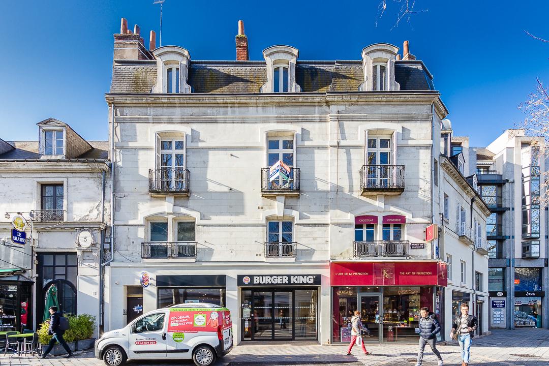 Foncia1 Avenue de Grammont 2eme, 37000 T