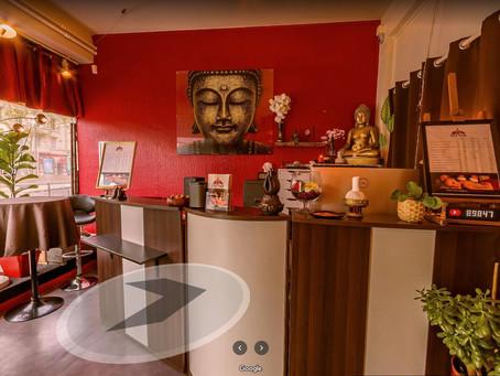 Le salon Boa Taï en 360° sur Street-View.