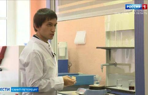 Разработки Института БиоИнженерии: исцеляющий нанопластырь
