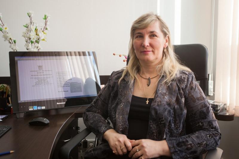 Руководитель МНИИ Биоинженерии д.ф.-м.н., профессор Майя Валерьевна Успенская