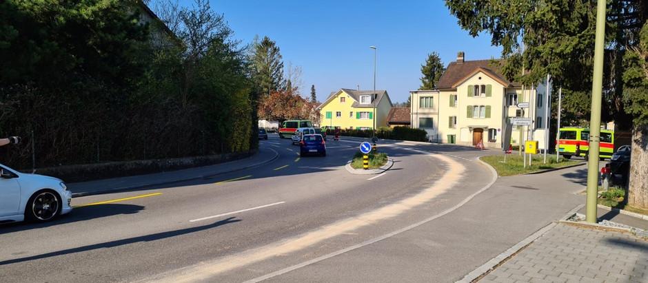 KA 2: Oelspur Bahnhofstrasse, Walderstrasse