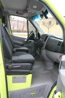 Fahrerkabine