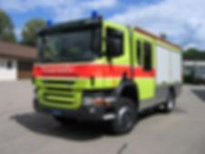 TLF Feuerwehr Rüti