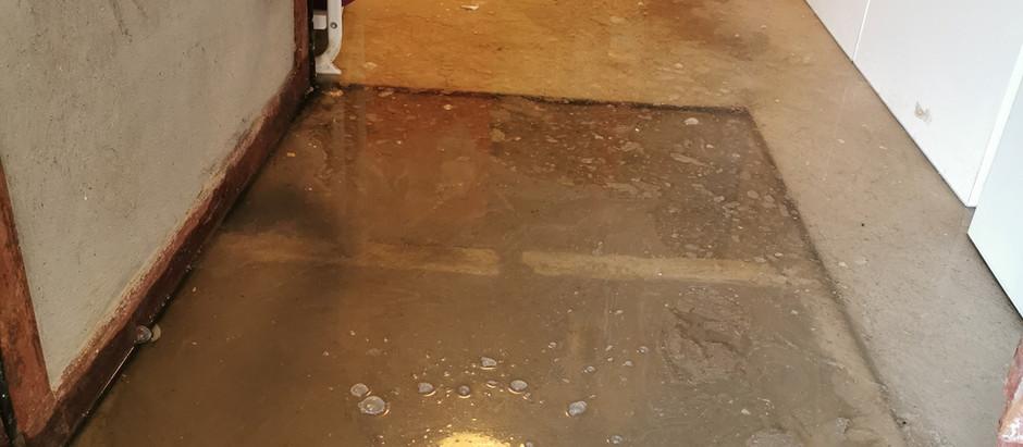 KA 4: Wasser im Gebäude