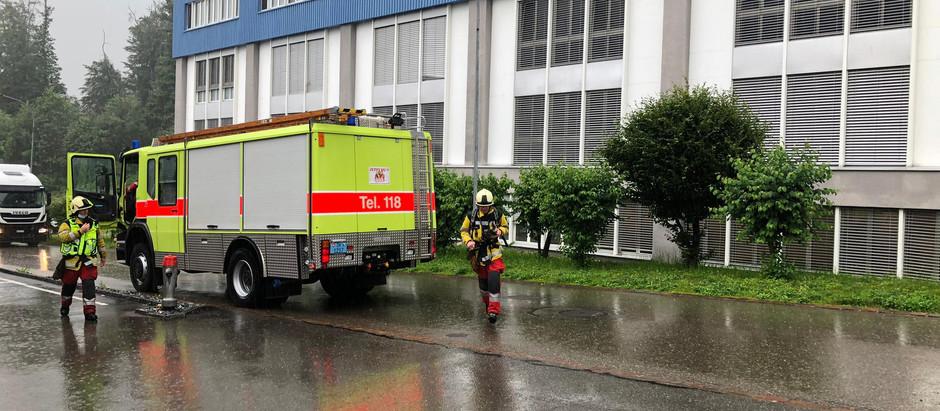KA 2 : Brandmeldeanlage Neuhofstrasse