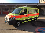 VKF VW Crafter Front