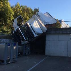 Unfall Neuhof