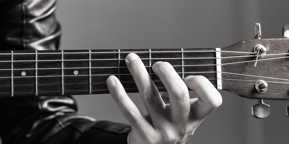 Acoustic Guitar Lesson