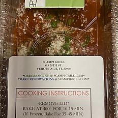 Take & Bake Meatballs