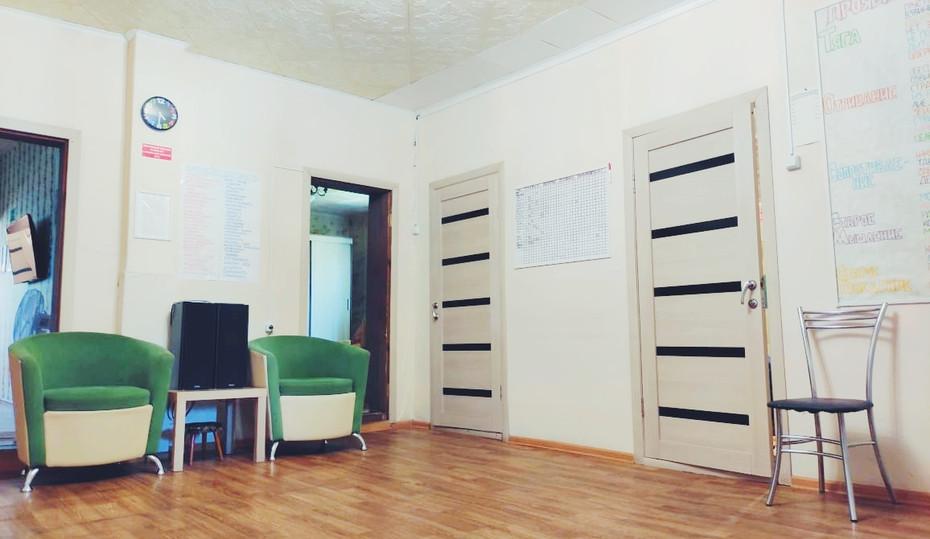 Комната для проведения терапевтических групп