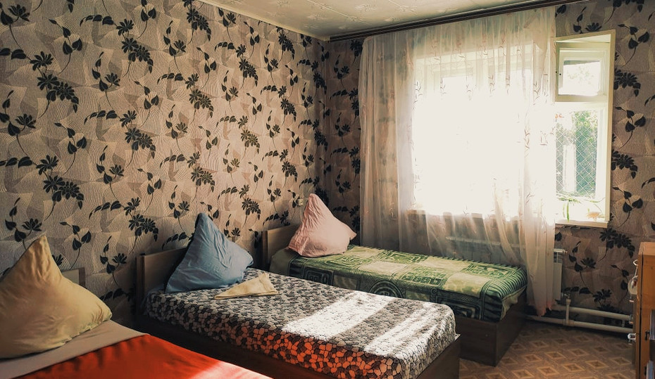 Трехместная женская комнат