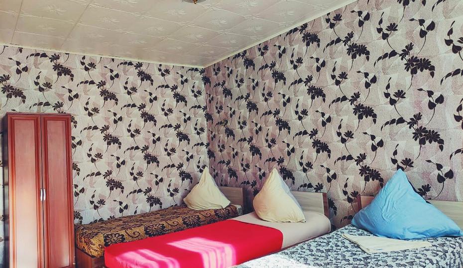 Женскаятрехместная комната.