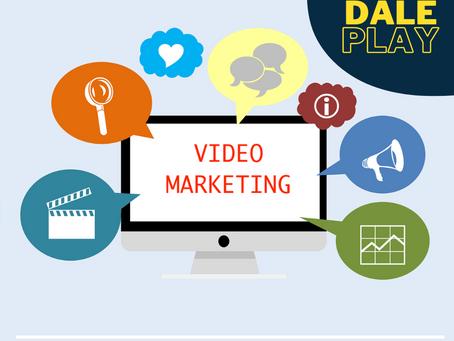 ¡Estrategias de video para incrementar sus ventas online!