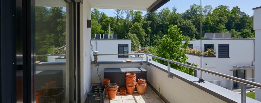 zusätzlicher Balkon