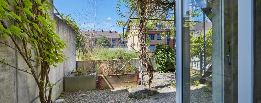 Gartenfläche 1