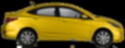 Лицензя на такси белое авто