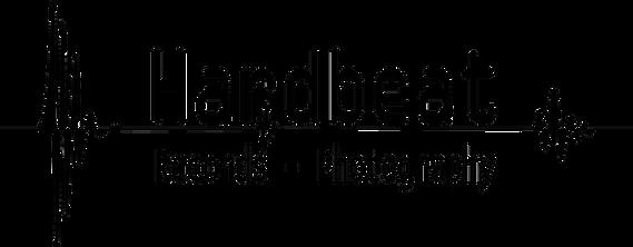 Hardbeat Logo Font Black Transparent.png