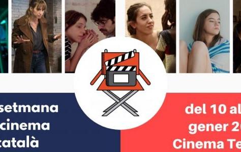 Arriba la segona Setmana del Cinema en Català