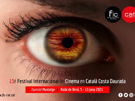 Del 5 al 13 de juny, 13a edició del FIC-CAT a Roda de Berà