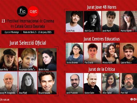 El FIC-CAT presenta els Jurats de la 13a edició