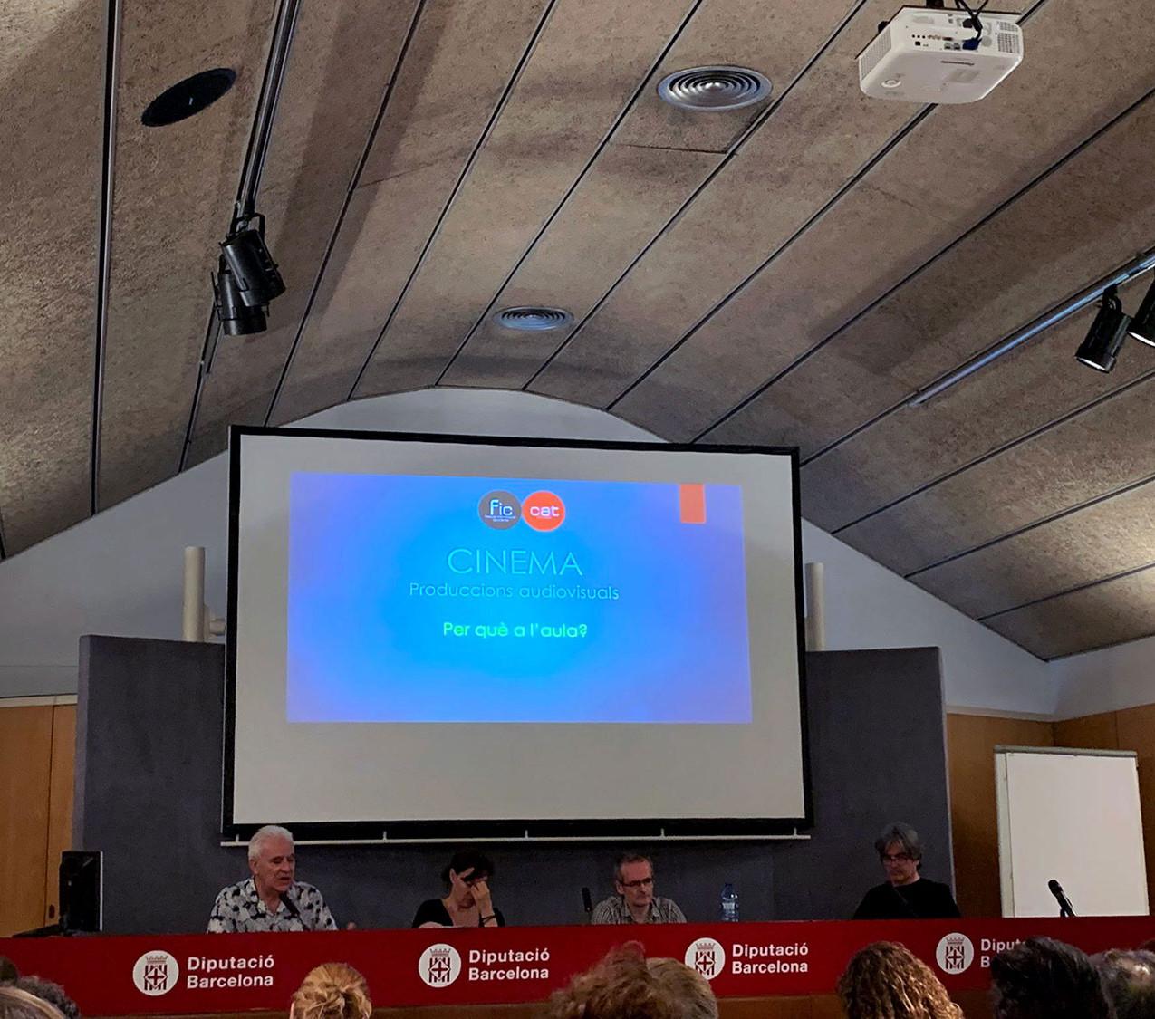 Jornades AulaMèdia 2019