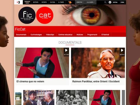 El FIC-CAT supera les 16.000 visualitzacions a TV3 a la carta