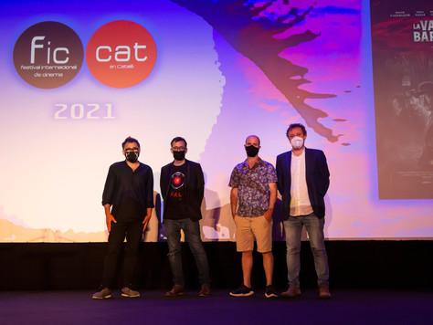 """L'espai Pantalla Sitges porta """"La vampira de Barcelona"""" al FIC-CAT"""